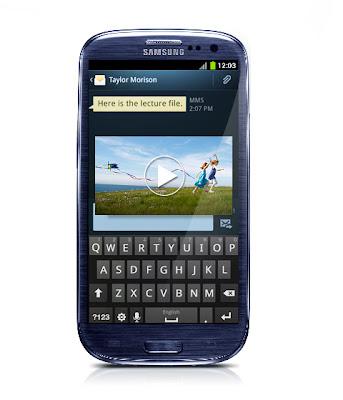 Samsung Galaxy S3 - Pop Up Play