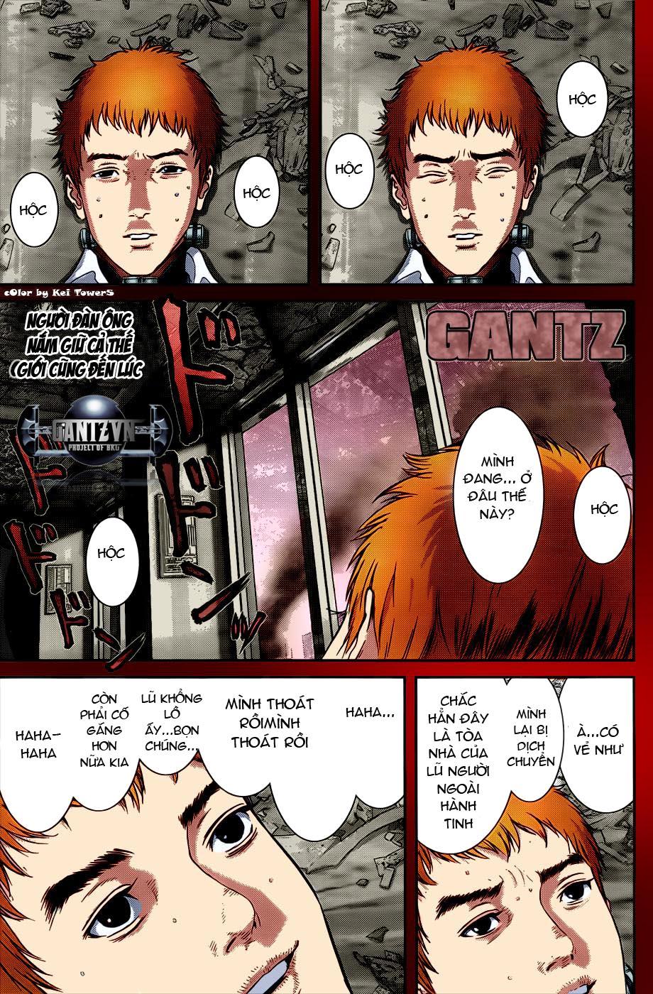 Gantz chap 362 Trang 4 - Mangak.info