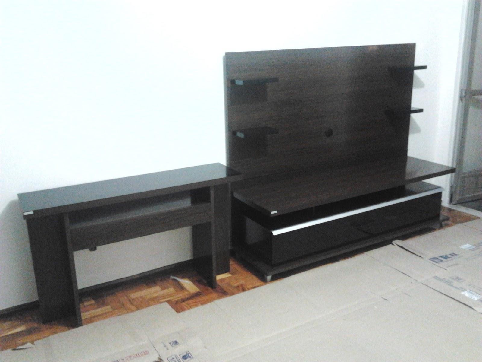 Rack e aparador da Rudnick e sofá da Cine Estofados (Modelo Cine  #856146 1600x1200
