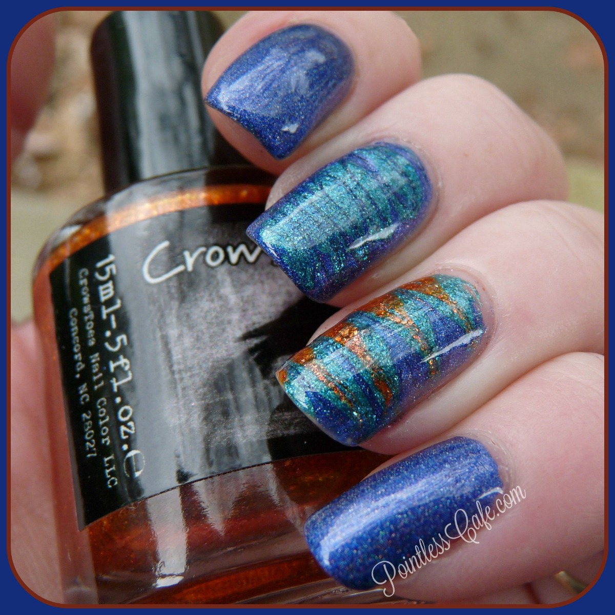 Crowstoes Nail Color: Halloween Trio 2015 - Swatches and Review ...