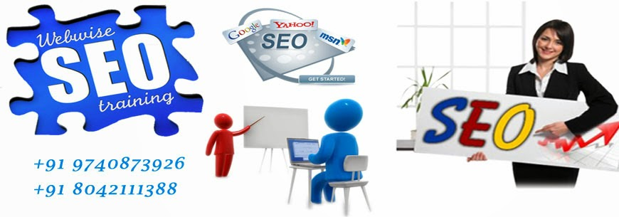 SEO Training in Bangalore