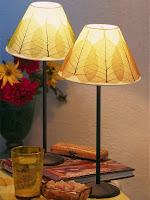 лампиони с листа