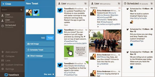 TweetDeck for Mac - The most powerful Twitter tool for real-time tracking, organizing and engagement