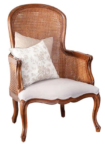 La web de la decoracion y el mueble en la red sillones for Sillones clasicos tapizados
