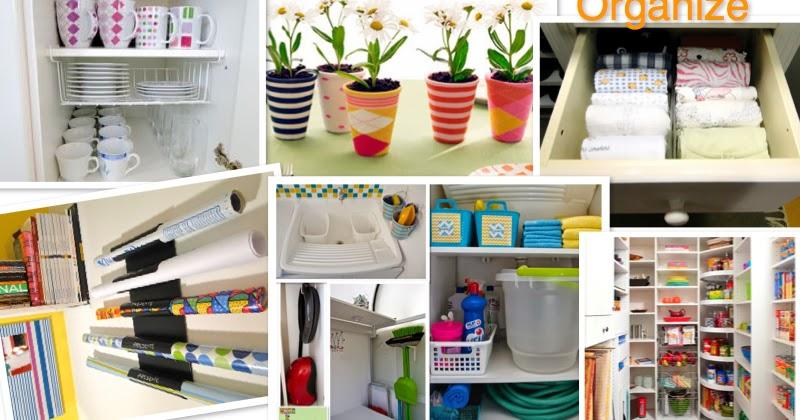 Tu organizas como organizar a casa no final do ano - Ideas para organizar tu casa ...
