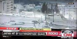 CNN & Info Tsunami Jepang