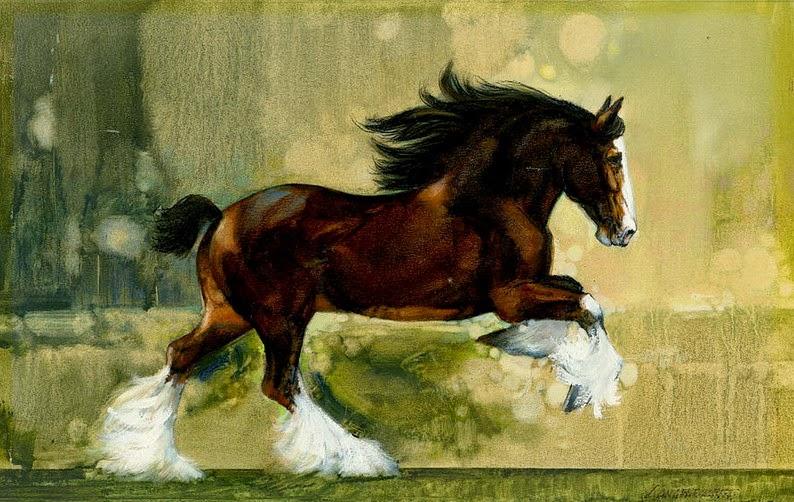 cuadros-al-oleo-de-caballos