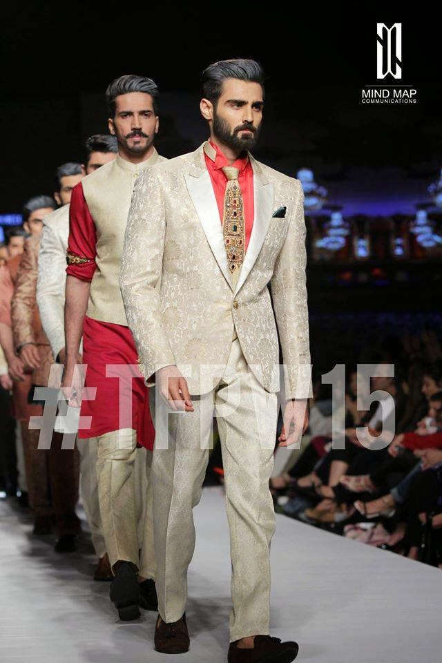 Aamir Adnan Elegant & Trendy Men Dresses 2015 by TFPW