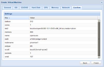 Membuat VPS KVM di Proxmox 2.3