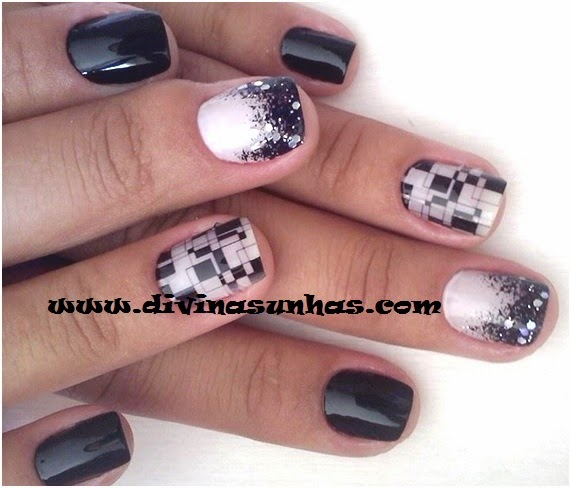 FOTOS DE UNHAS DECORADAS COM A DESIGNER FRANCIELLE GONÇALVES3