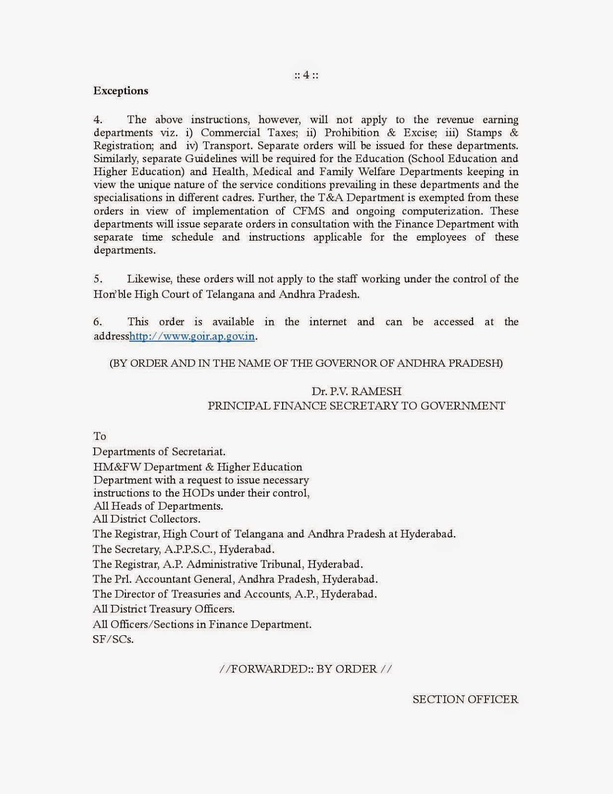 ap endowments department gos and circulars a p state general rh endowmentsdepartment blogspot com Collective Bargaining Union Seniority