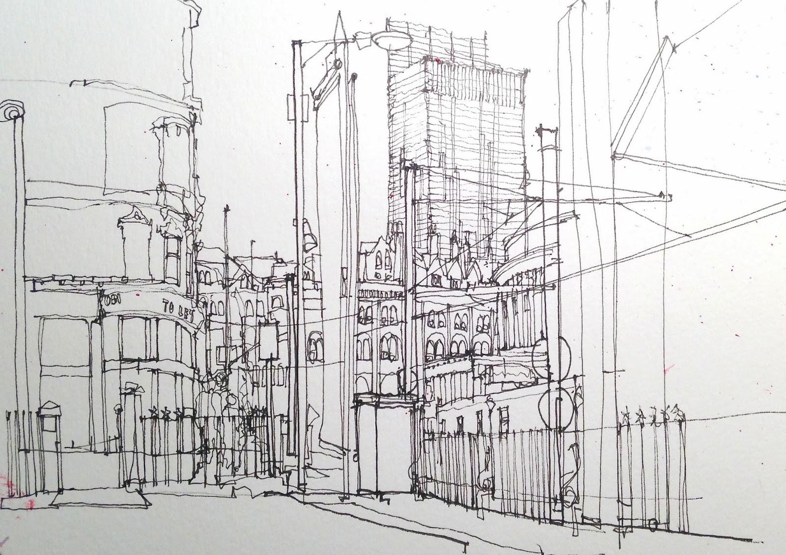 Urban Sketching - Home