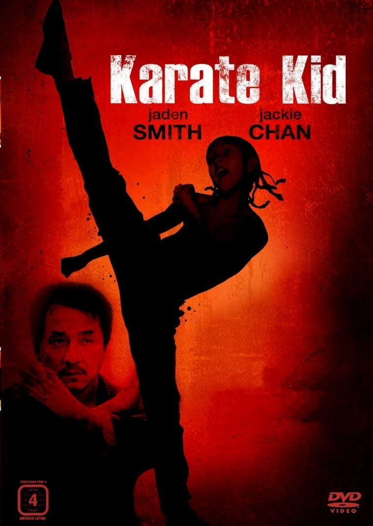The karate kid for