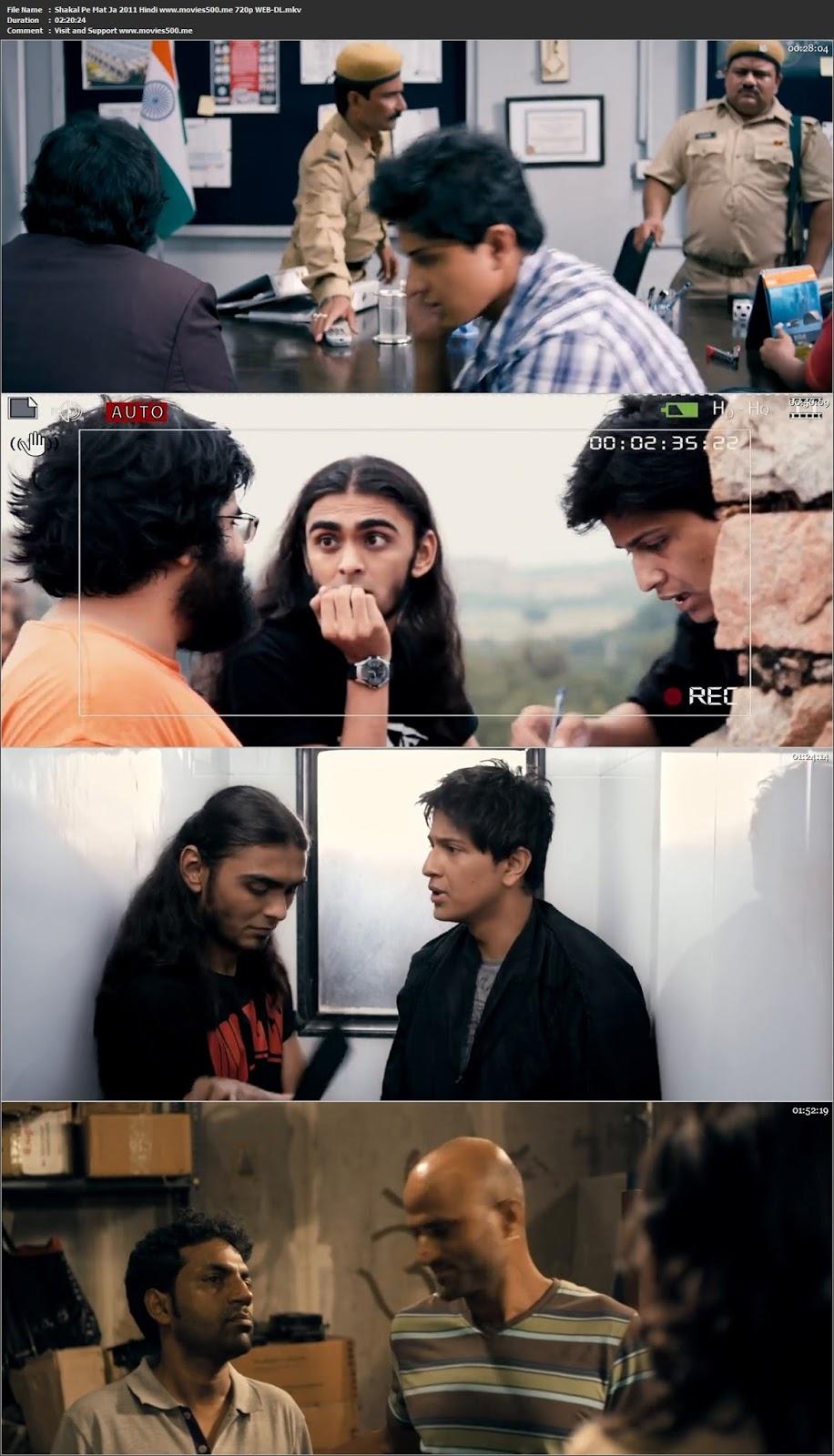 Shakal Pe Mat Ja 2011 Hindi Full Movie WEB DL 720p at 9966132.com