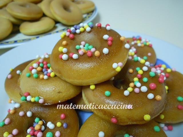 i donuts- le ciambelle di homer simpson allo sciroppo di miele e limone