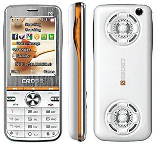 Cross P2 - Spesifikasi Handphone 3 Speaker Dengan Dual Amplifier - Berita Handphone