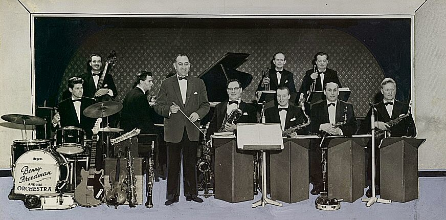 Dance Band at the Savoy 1950