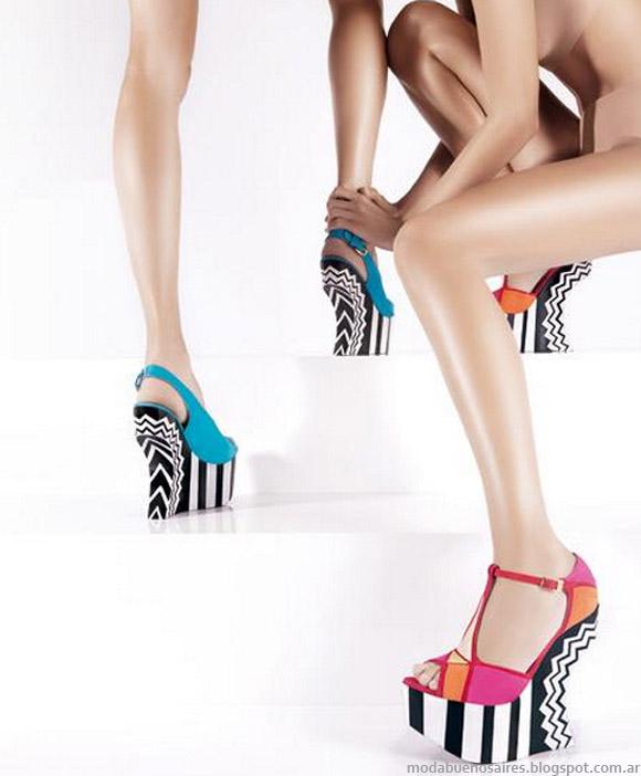 Ricky Sarkany primavera verano 2013. Zapatos Ricky Sarkany 2013.