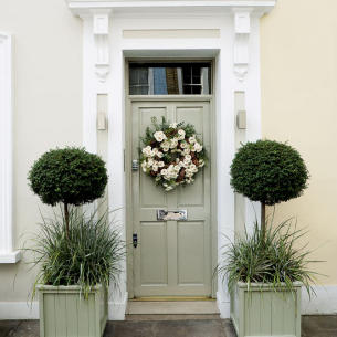 You had me at the front door....... - The Enchanted Home