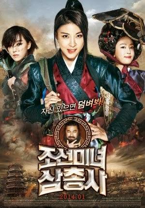 Nữ Thợ Săn - The Huntresses (2014) Vietsub