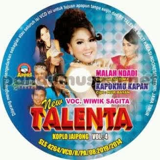 Album New Talenta Vol 4 2014