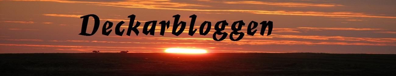 Deckarbloggen