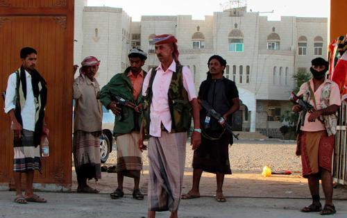 Wojna w Jemenie czyli dziwna koalicja