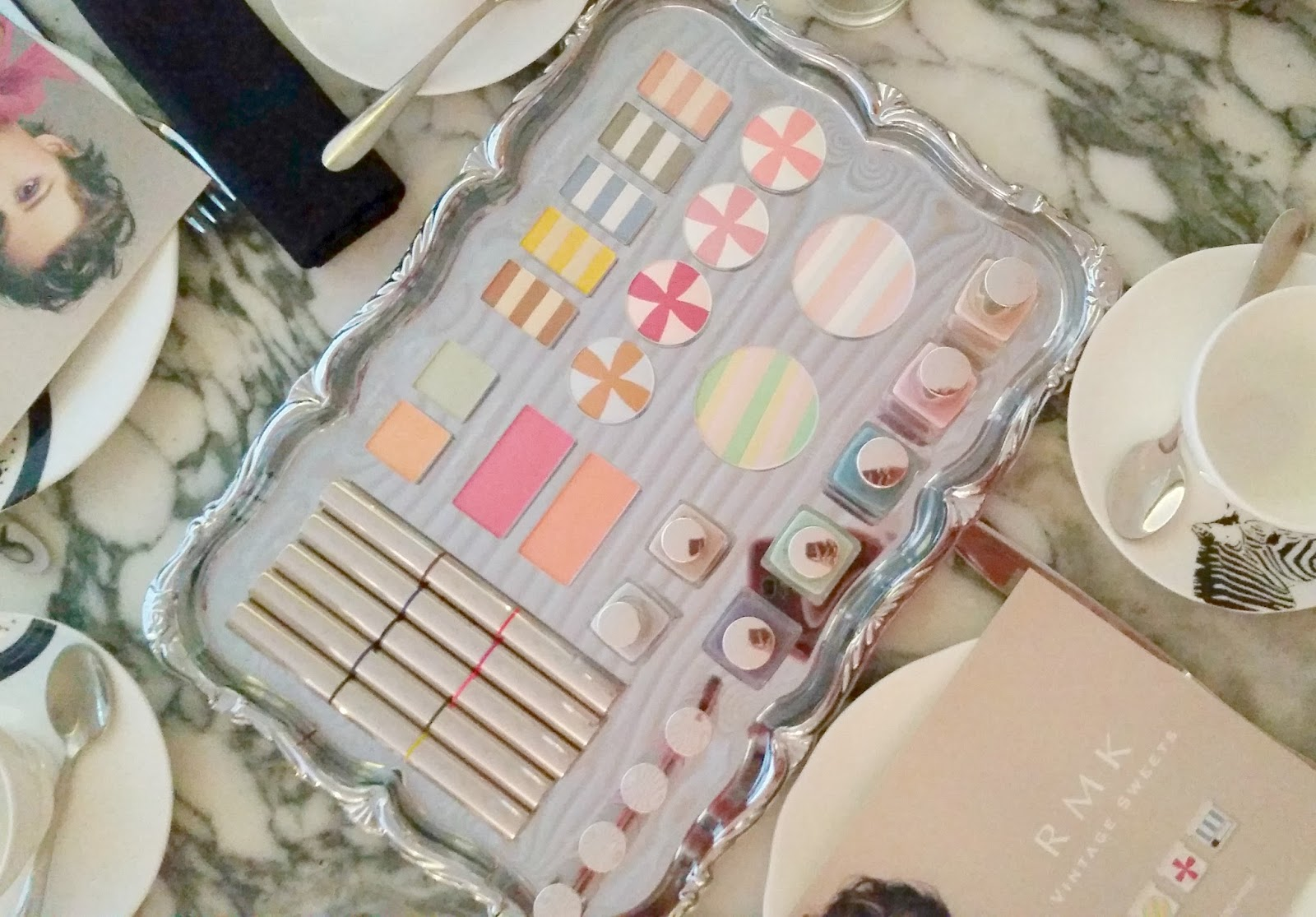 RMK Vintage Sweets collection