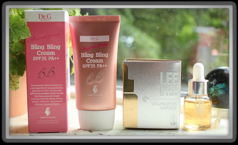 겟잇뷰티박스 by 미미박스 memebox beautybox naked nakedbox #14 unboxing review preview box Dr g beyond young bling bling bb cream spf35 LJH Dr's Care Vita Propolis Ampoule