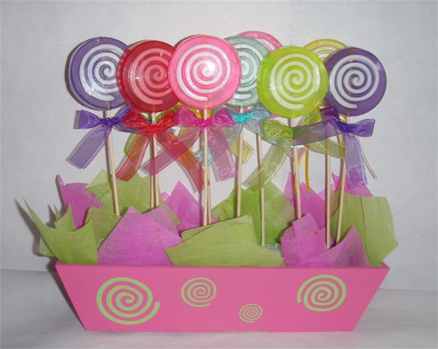 Recuerdos ideaskreativasparatuevento - Decoracion con caramelo ...