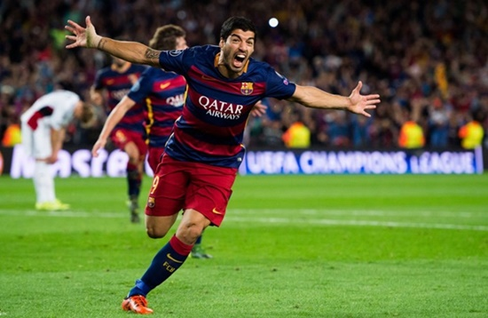 Barcelona 2 x 1 Bayer Leverkusen - Grupo E / Champions League 2015/16