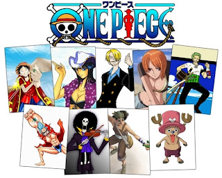 Serial Anime One Piece