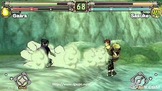 Download Game Naruto Ultimate Ninja Heroes psp fOR pc Full Version ZGASPC
