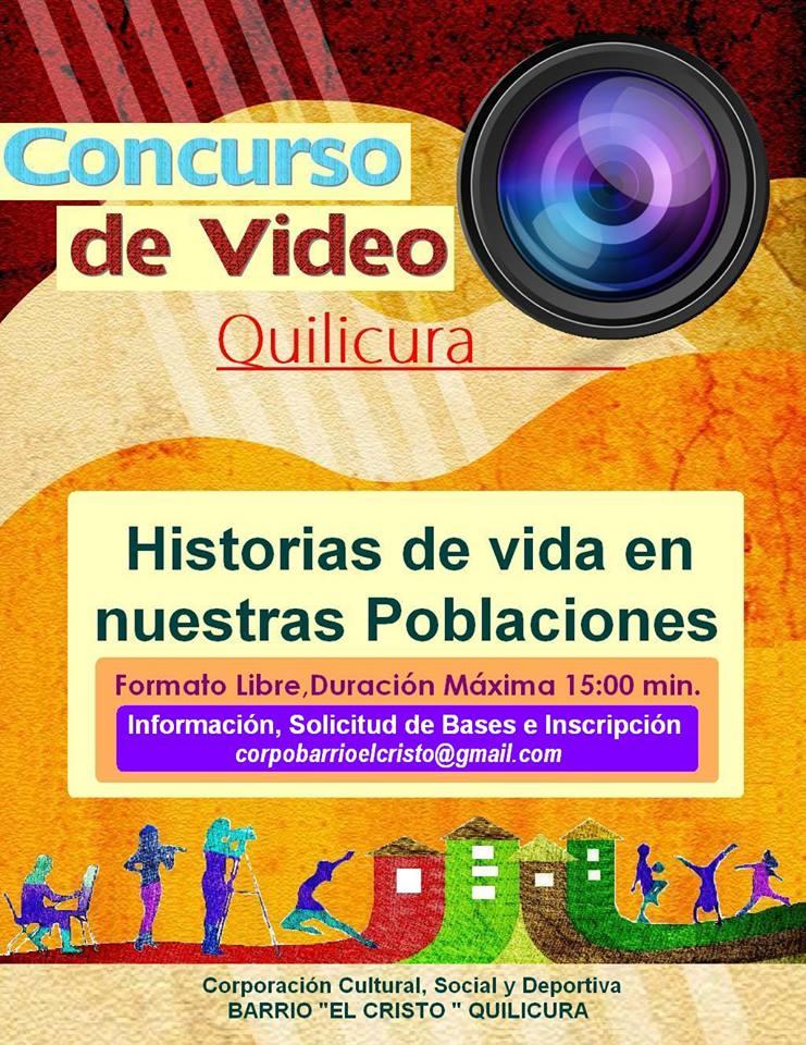"""Concurso de Video: """"Historias de Vida en nuestras Poblaciones"""""""