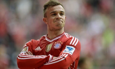Xherdan Shaqiri to decide his next destination