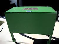 My new worm bin