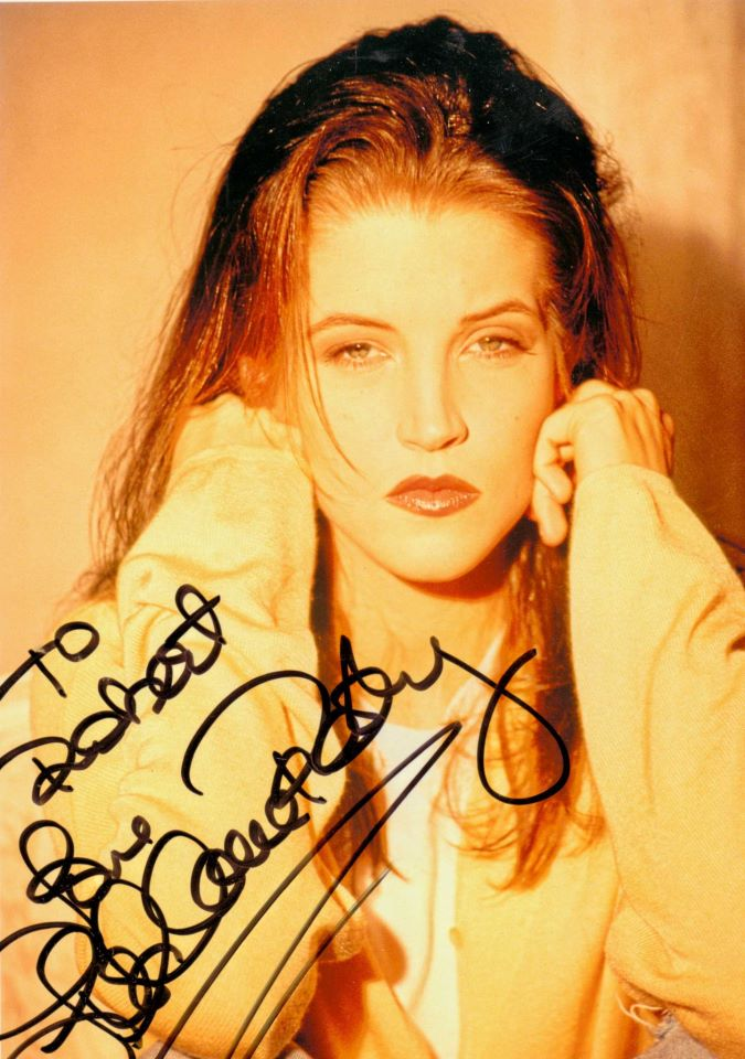 lisa marie presley and drugs