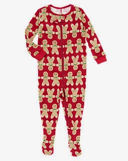 Gymboree Gingerbread Cookie Footed One-Piece Pajama Etsy Stalkers