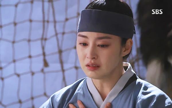 Jang Ok Jung: Những giọt nước mắt số phận 1