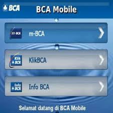 Download Aplikasi BCA Mobile Banking untuk Android, BlackBerry, iPhone