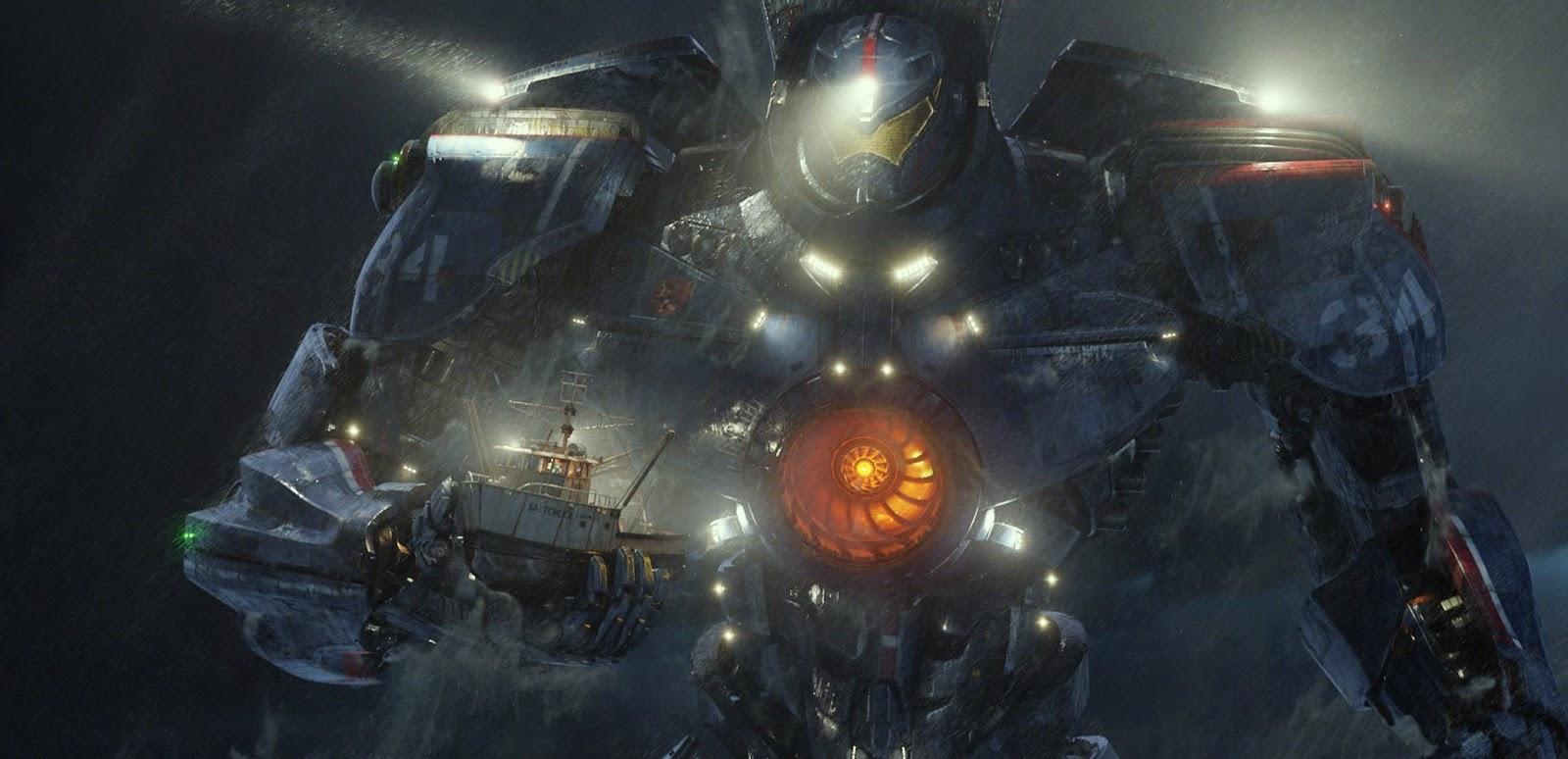 Guillermo del Toro diz que Círculo de Fogo 2 será muito diferente do primeiro filme