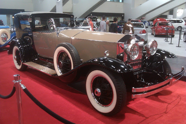 Rolls Royce, San Francisco Auto Show