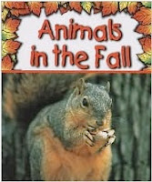 bookcover of ANIMALS IN THE FALL by Gail Saunders-Smith