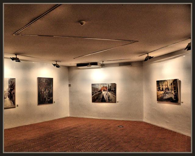 EL VENDRELL-PINTURA-TARRAGONA-EXPOSICION-CUADROS-FOTOS-PINTOR-ERNEST DESCALS-