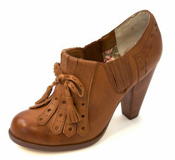 vintage college ankle boots