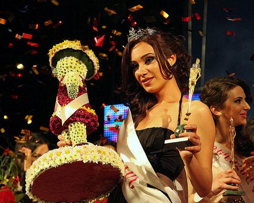 Miss World Armenia 2012