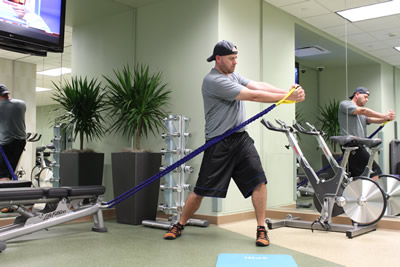 Golf Fitness exercises you can do at home or the gym