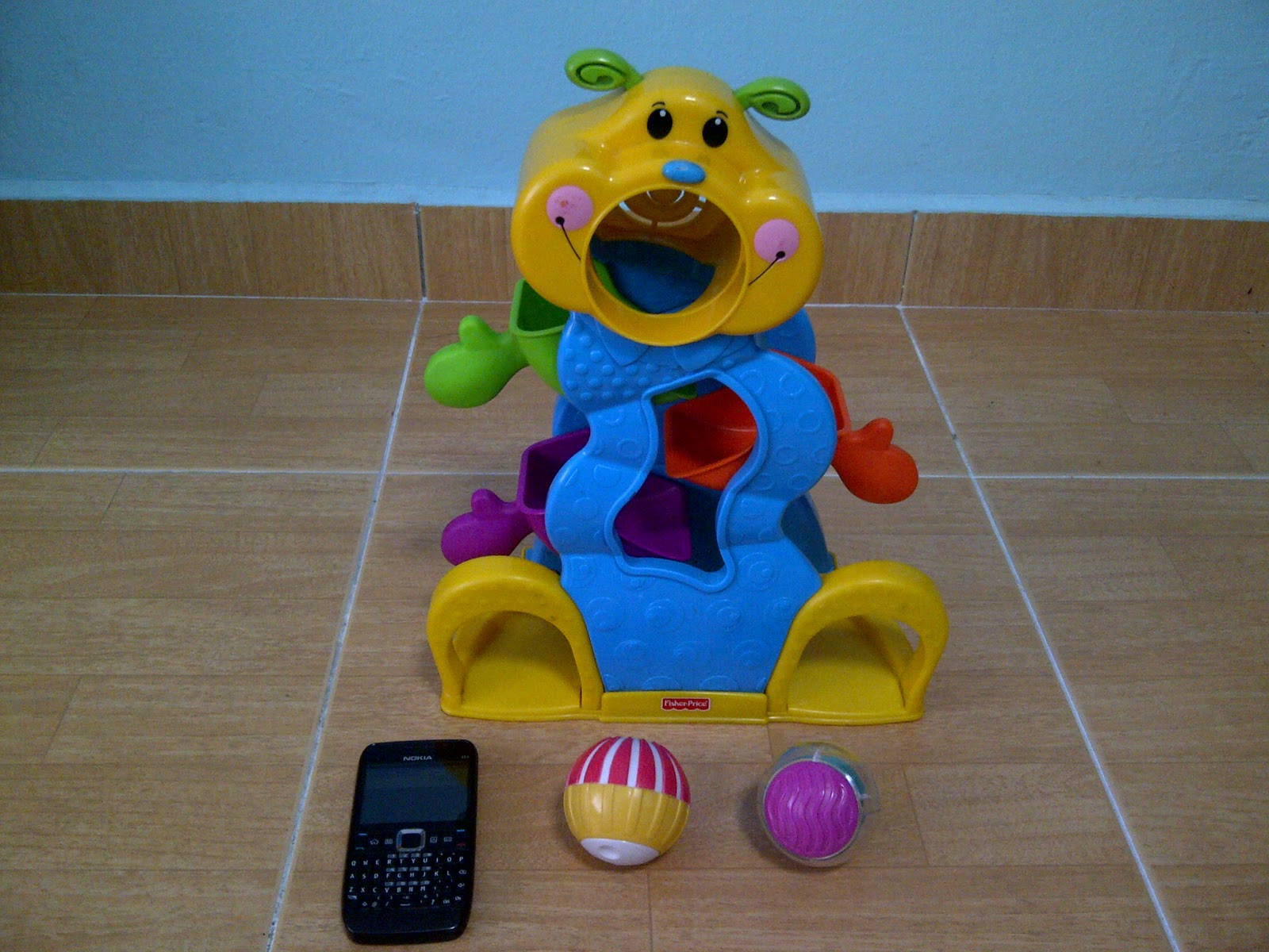 Ball Drop Toy : Special toys shop fisher price roll a rounds tumble bug