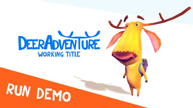 Deer-Adventure Run
