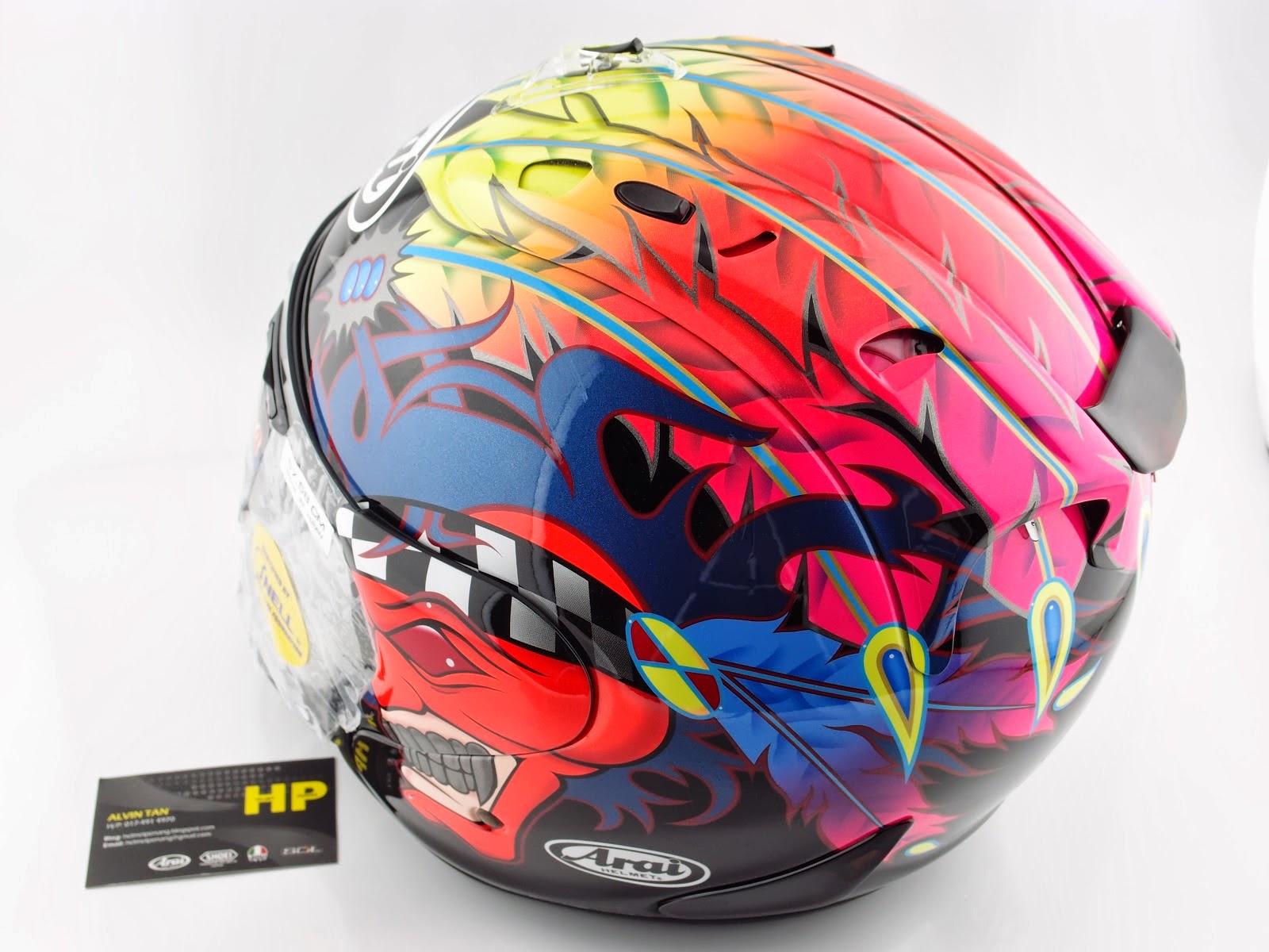 Mula Langkah Kanan Helmet Idaman Teruna Dan Dara